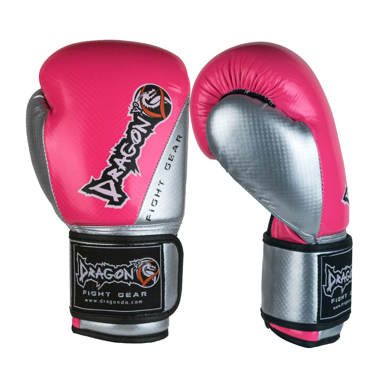 Dragon Do Carbon II Women Boxing Gloves - Sparring and Training Gloves