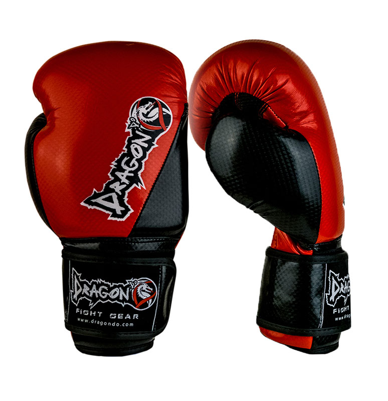 5fd1d7d40b3927 Dragon Do Carbon II Gloves - Sparring and Training Gloves