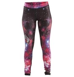 Galaxy Womens Spats dragon do apparel, dragon do, sports bras, fight shorts, mma shorts, spats, compression pants, compression gear, vale tudos, womens mma, wmma, mma, fitness, crossfit, gym, training