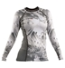 Metallic Rash Guard - RGLW-MET-XS