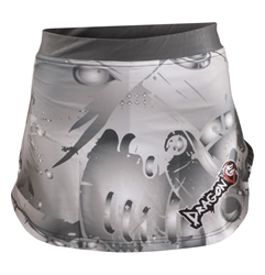 Metallic Skirt dragon do apparel, dragon do, sports bras, fight shorts, mma shorts, spats, compression pants, compression gear, vale tudos, womens mma, wmma, mma, fitness, crossfit, gym, training
