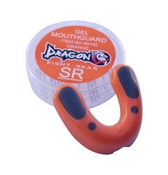 Mouth Guard Adult/Orange dragon do, mouth guard, mouth protector, teeth protector, ankle supports, ankle braces, ankle support socks, groin guard, steel groin guard, cup protector, groin protector,  hand wraps, gel gloves, quick gel hand wraps, gel hand wraps, boxing gloves, training gloves, sparring gloves, fitness, boxing, mma, jiu jitsu, bjj, training equipment, kick boxing, muay thai, muaythai, cardio boxing, cardio, aerobics, punching bags, protective equipment, hand wraps, elastic shin in steps, shin guards, elastic shin guards, shin in steps, mexican hand wraps, elastic hand wraps