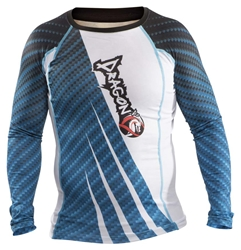 Polar Rash Guard dragon do, compression gear, compression pants, sports bras, vale tudos, compression shirts, rash guards, t-shirts, gym clothes, gym, training, weight lifting, yoga pants, capris, training clothes, spats