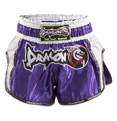 Retro Purple Muaythai Shorts dragon do, muay thai shorts, muaythai shorts,  compression gear, compression pants, sports bras, vale tudos, compression shirts, rash guards, t-shirts, gym clothes, gym, training, weight lifting, yoga pants, capris, training clothes, spats