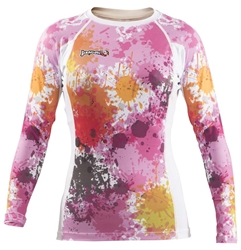 Splash Rash Guard dragon do, compression gear, compression pants, sports bras, vale tudos, compression shirts, rash guards, t-shirts, gym clothes, gym, training, weight lifting, yoga pants, capris, training clothes, spats