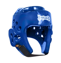 Taekwondo Headgear - Blue Taekwondo Headgear, taekwondo, protection, face protection, taekwondo headgear