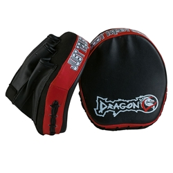 Tiny Focus Mitt dragon do, coach leather focus mitt, focus mitts, pads, thai pads, strike pads, punching bags, double end bags, ankle supports, ankle braces, ankle support socks, groin guard, steel groin guard, cup protector, groin protector,  hand wraps, gel gloves, quick gel hand wraps, gel hand wraps, boxing gloves, training gloves, sparring gloves, fitness, boxing, mma, jiu jitsu, bjj, training equipment, kick boxing, muay thai, muaythai, cardio boxing, cardio, aerobics, punching bags, protective equipment, hand wraps, elastic shin in steps, shin guards, elastic shin guards, shin in steps, mexican hand wraps, elastic hand wraps