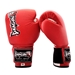 King II Leather Boxing Gloves - Red - BXKG2L-R-12