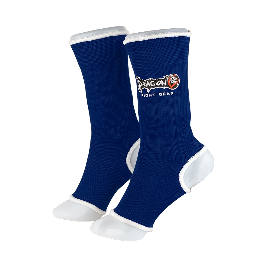 Elastic Ankle Supporter Ankle Guard Brace for Sports MMA MuayThai SZ XTRA LARGE